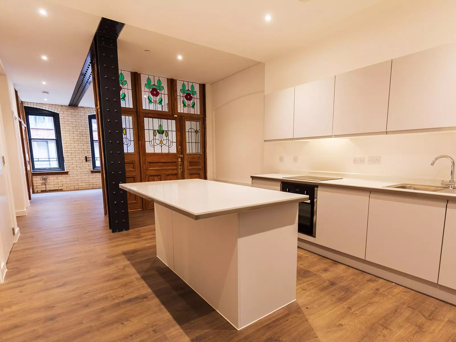the-press-manchester-apartment-kitchen-space