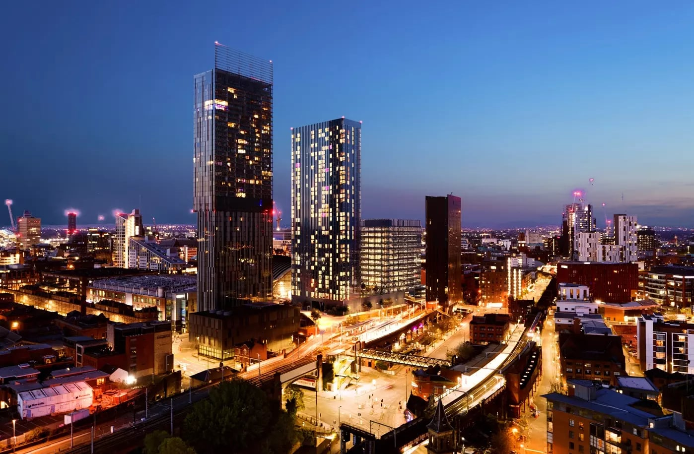Viadux Manchester
