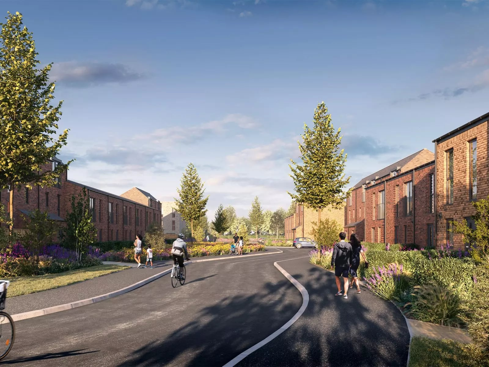 Castle Irwell Homes Communal Areas