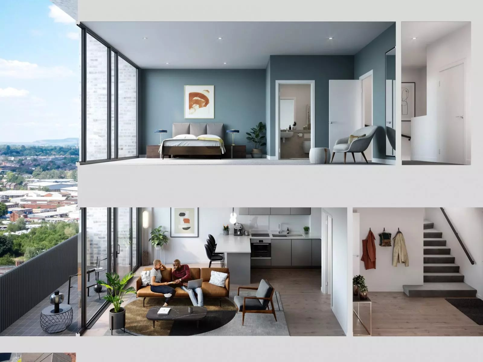 Fifty5ive Duplex