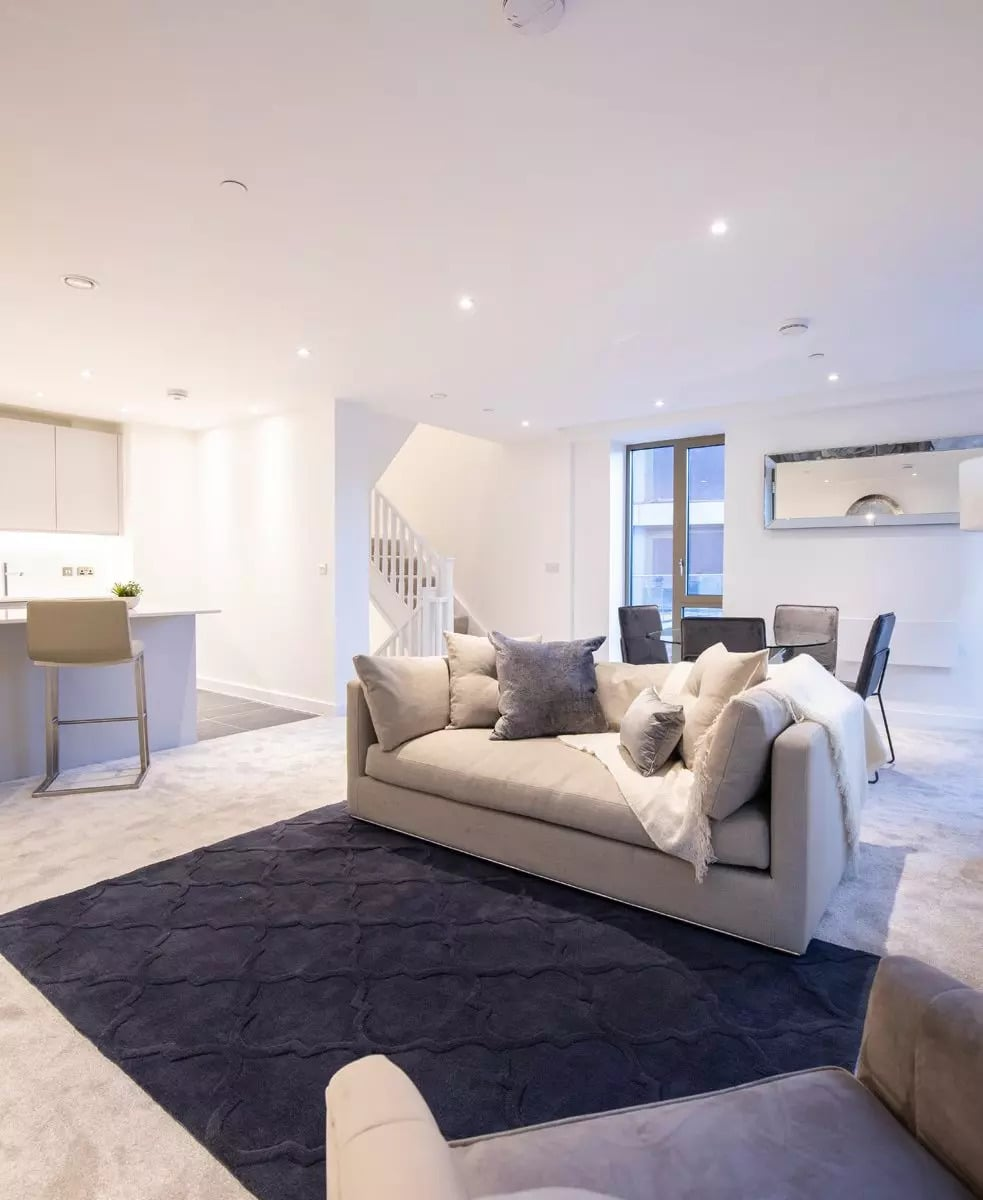 Local Crescent Living Room