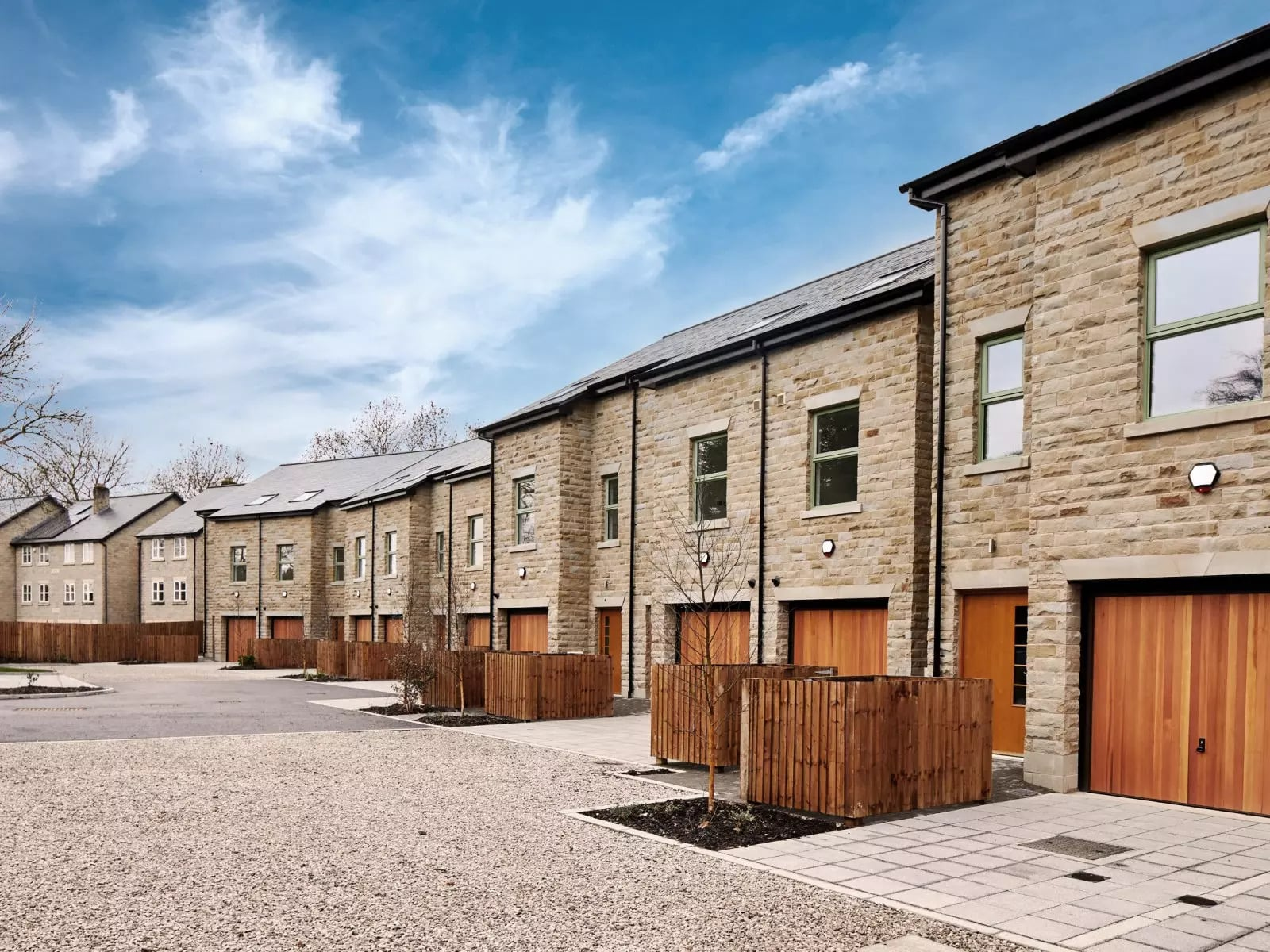 new build property investment